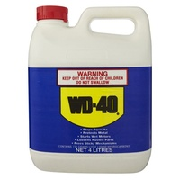 WD-40 Multi-Use Product 4L Bulk