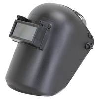 Black Lift Front Helmet- Flippy