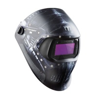 751620 Trojan Warrior 3M Speedglas Graphics Welding Helmet 100V