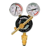 Harris Model 825 Oxygen Pressure Regulator