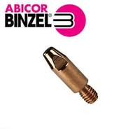 Binzel Contact Tips M6 8mm 28mm Long Made in Germany