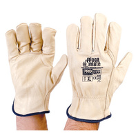 PRO Rigger Glove - BOSS Cow Grain Beige