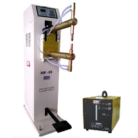 Spot welder 35KVA Manual with Water cooler