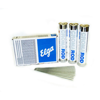 E110MR40S-Elga Low Hydrogen Electrodes.Elga P 110MR-4.0mm,2 kg per packet.AWS A5.5-96 E11018-G.