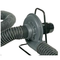 MOBIFLEX 100-NF Base and 5m suction Hose set PACKAGES