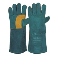 Green & Gold Kevlar Left Hand Pair PRO
