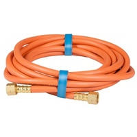 LPG SINGLE HOSE with 5/8 FEMALE FITTING