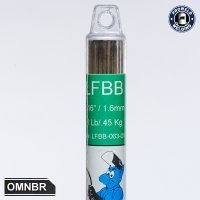 OMNBR16M - Blue demon Mn-Bronze Bare 1.6mm,0.450kg per pack.AWS A5.8 RBCuZn-C.
