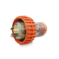 TP315 3 Pin 15A Single Phase Straight Plug