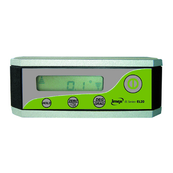 Imex 160mm Digital Magnetic Spirit Level