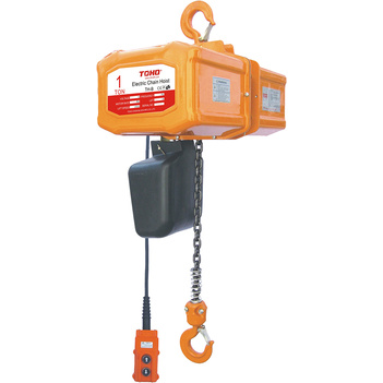 Electric Chain Hoists Single Phase Toho