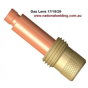 45V28 4.0mm (17/18/26) Collet Body Gas Lens