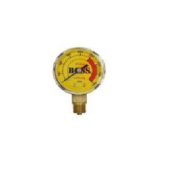 Low Pressure Gauge 250 KPA for Acet Regulator main image