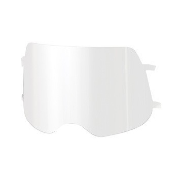 Clear Grinding Visor Lens For Speedglas 9100 FX 523000 Pkt:5