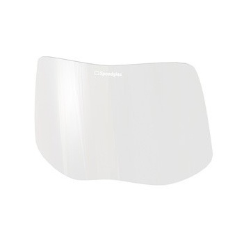 Outer Cover Lens Heat Resistant For Speedglas 9100 527070 PK=10