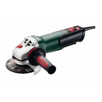 "Angle Grinder W/Deadman Switch/Paddle 125mm (5"") 1250W WP 12-125 QUICK (600414190)"