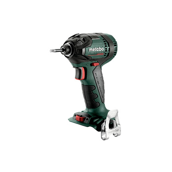 Impact Driver Brushless Cordless 1/4'' (Skin Only) Metabo SSD 18 LTX 200 BL (602396890)