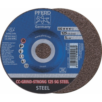 "Grinding Disc 3 Layers CC-Grind 125mm 5"" 64181125"