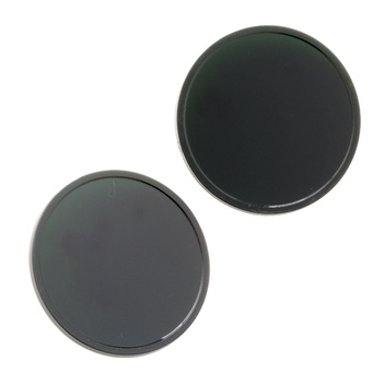 Gas Lens 50mm Round Shade 5 - Pair