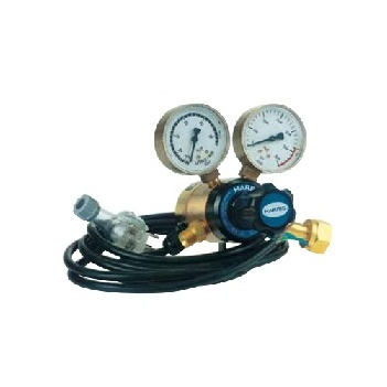 Co2 Flow Regulator with Heater Model 811 81130LH