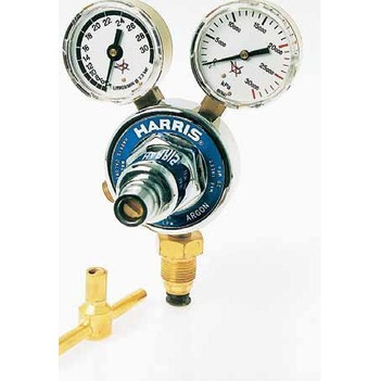 Harris Model 825 Sav T Lock Regulator | Vertical Inlet 825ET800OX23