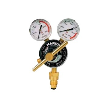 Harris Model 825 Argon Pressure Regulator