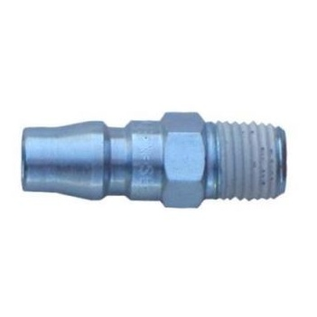 "Male Thread Adaptor 1/4"" Thread Pkt : 2 AN1PM4"
