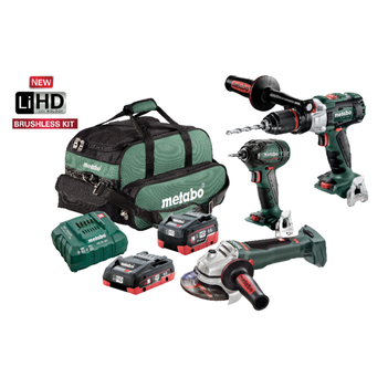 Impact Drill/Driver/Grinder 3 Piece Brushless Kit AU68300455