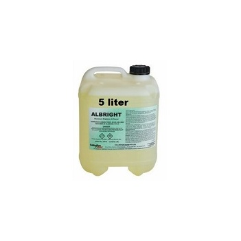 Aluminium Brightener & Cleaner Albright 5L
