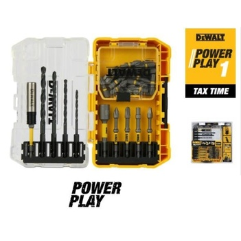 30PC Max Impact Drill Driver Set (DT70725-QZ)
