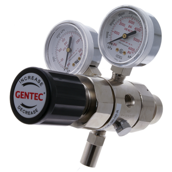 Dual Stage Regulator Gentec 680 kPa Outlet Pressure