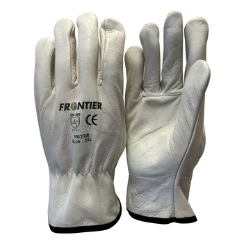 Cow Grain Leather Gloves Frontier FRRIGGSTDWW02XL