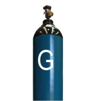 Stainless steel welding gas Argon/Oxygen mixture G size