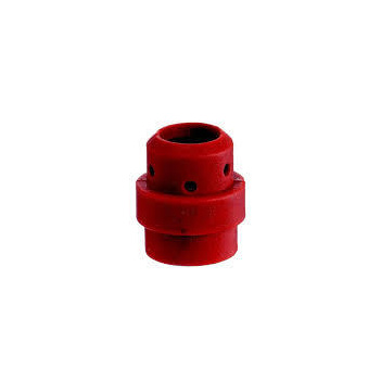 Binzle Style Gas Diffuser GD24  Rubber Red
