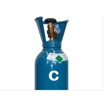 Size C 100% Pure Argon Gas Cylinder Including Gas GasArC