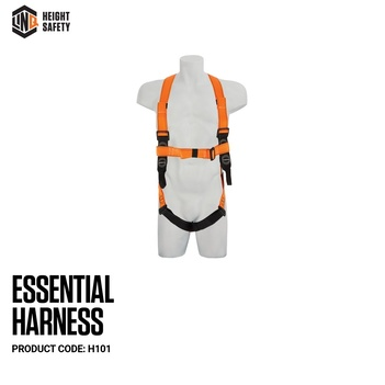 Essential Harness Standard (Medium-Large) H101