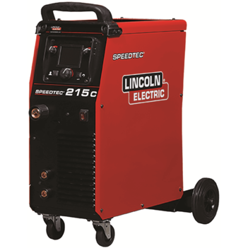 Mig Welder Speedtec® 215c Ready-to-Weld 240/1/50-60V Lincoln K14146-2