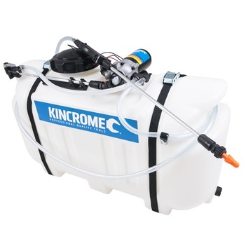 Broadcast & Spot] Sprayer 90 Litre 12v Pump Kincrome K16007