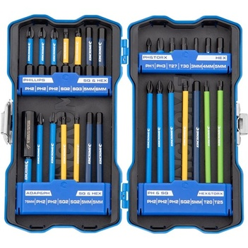 Impact Bit Set 28 Piece Kincrome K21009