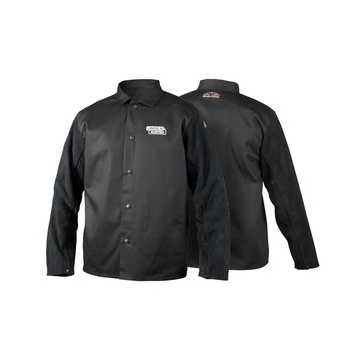 Welding Jacket Traditional Split Leath Sleeved Lincoln K3106-XL
