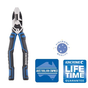 "Combination Plier 200mm (8"") Kincrome K4201"