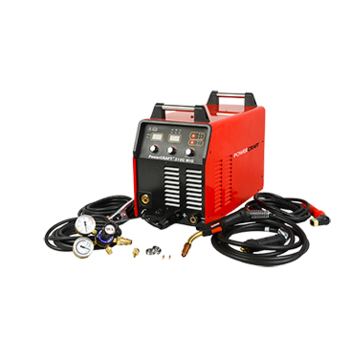 Mig Welder Powercraft® 210c Ready-to-Weld™ Lincoln K69034-1