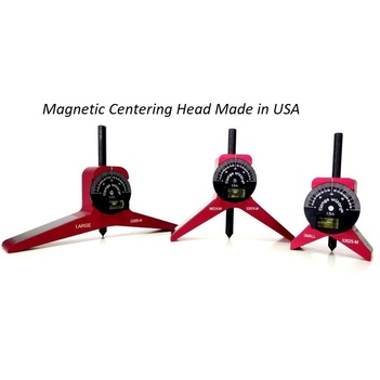 Magnetic Centering Head Flange Wizard MCH_