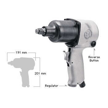 Shinano_1/2 Impact Wrench SI-1420T