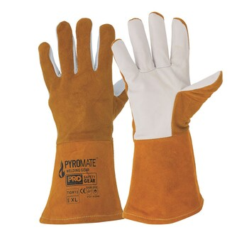Tig Welding Gloves Pyromate Tigga Pro Choice TIGW13