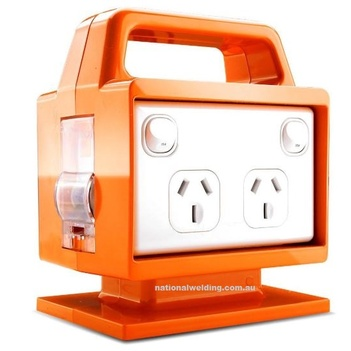 Portable Outlet 15 AMP TPO4W/15
