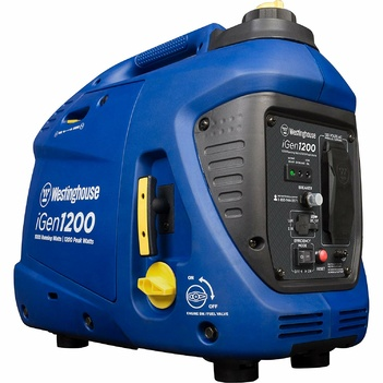 Digital Inverter Generator Portable Gas Powered 1200 W iGen1200 (Currently Out of Stock)