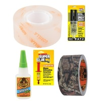Glues, Tapes and Adhesives Category